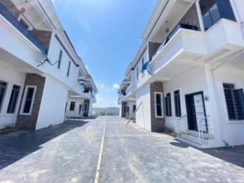 4 Bedroom Semi Detached Duplex with a Bq, By Chevron Toll Gate, Lekki, Lagos, Semi-detached Duplex for Rent