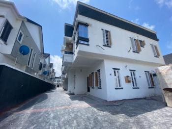 Fully Serviced 4 Bedroom Semi-detached Duplex, By Chevron Toll Gate, Lekki, Lagos, Semi-detached Duplex for Rent