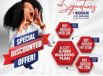 100% Dry Land for Buy & Build, The Signature, Bogije, Ibeju Lekki, Lagos, Mixed-use Land for Sale