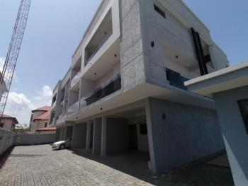 Newly Built Property with Pool, Lekki Phase 1, Lekki, Lagos, Terraced Duplex for Rent