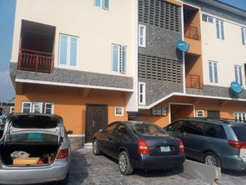 Luxury 3 Bedroom Terrace Duplex with a Room Bq, Novojo Estate By Skymall, Ajah, Lagos, Terraced Duplex for Rent