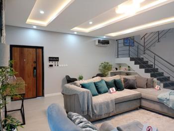 Luxury Built and Exquisite Built 3 Bedrooms Duplex with Boys Quarter, Urban Prime Iii Estate, Ogombo Road, Ajah, Lagos, Terraced Duplex for Sale