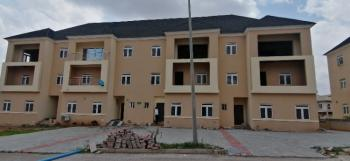 3 Bedrooms Terraced Duplex with Tuck in Bq in an Estate, By Shell Estate, Gaduwa, Abuja, Terraced Duplex for Sale