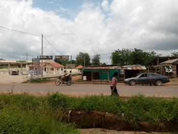 One Acres of Land, Very Close to Nnpc Mega Station, Akure, Ondo, Commercial Land for Sale