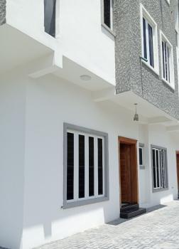 Four Bedrooms Townhouse, Freedom Way, Ikate Elegushi, Lekki, Lagos, Terraced Duplex for Rent