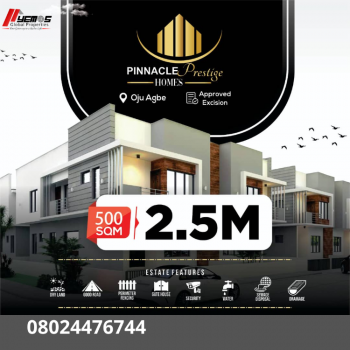 Land, Oju Agbe, Ibeju, Lagos, Residential Land for Sale