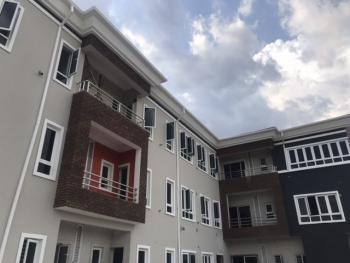 The Last Unit Available. Luxury 3 Bedrooms Flat with Bq, Near Naf Conference Centre Off Ahmadu Bello Way, Jahi, Abuja, Flat for Sale