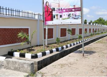 Half Plot, Fenced and Secure. It Is a Dry Land, Flourish Residences Estate, Bogije, Ibeju Lekki, Lagos, Residential Land for Sale