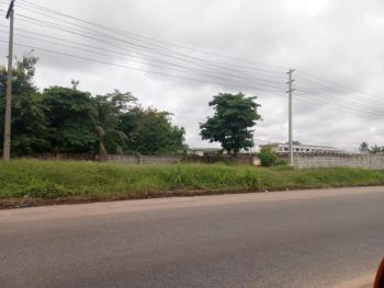 120ft By 250ft Land., Along Sapele Rd, By Limit Junction., Benin, Oredo, Edo, Commercial Land for Sale