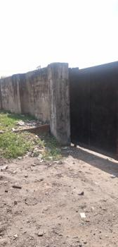 Well Located Industrial Land, Costain, Yaba, Lagos, Industrial Land for Sale