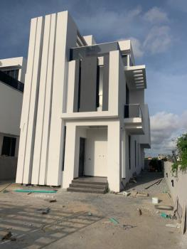 Luxurious Contemporary 5 Bedrooms Duplex with a Pool, Cinema and Bq, Pinnock Beach, Osapa, Lekki, Lagos, Detached Duplex for Sale