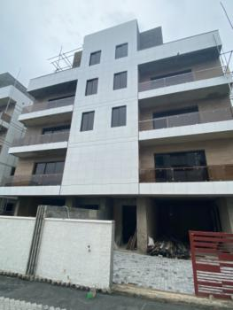 Luxury Built 5 Bedrooms Semi Detached House with Private Elevator. Etc, Banana Island, Ikoyi, Lagos, Semi-detached Duplex for Sale