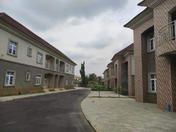 Gated Estate with 13 Duplex of 4 Bedrooms with 1 Bedroom Basement Apartment, Life Camp, Abuja, Detached Duplex for Sale