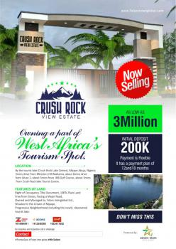 Land, Crush Rock View Estate, Mpape, Abuja, Residential Land for Sale