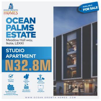 Flat, Studio Apartment, Ocean Palms Estate, Ikate, Lekki, Lagos, Mini Flat Joint Venture