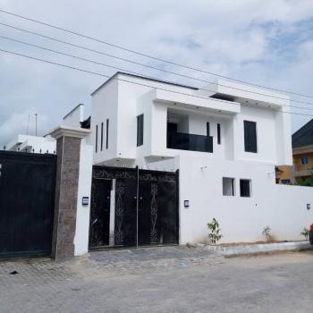 Concept Luxury 4 Bedroom Detached Duplex, Peninsula Garden Estate, Sangotedo, Ajah, Lagos, Detached Duplex for Sale