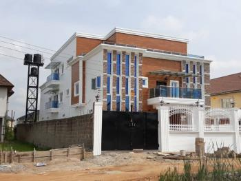 6 Bedroom Duplex (furnished and Very Beautiful), Ave Maria Street  ( Magodo Area ), Gra, Isheri North, Lagos, Detached Duplex for Sale