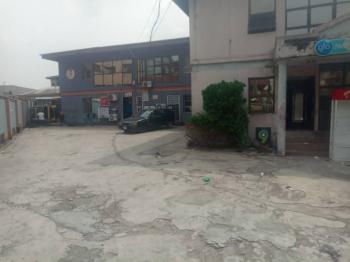 a Commercial Property of 5 Bedrooms + 4 Bedrooms Duplex +bq, Allen, Ikeja, Lagos, Plaza / Complex / Mall for Sale