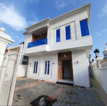Beautiful 4 Bedroom Detached Duplex on a 300sqm, U3 Estate Lekki Right, Lekki, Lagos, Detached Duplex for Sale