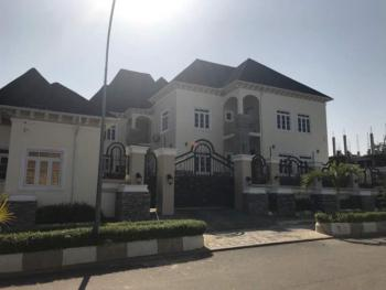 a Tastefully Finished Serviced 4 Bedroom Semi-detached Duplex with 1 Bq, After Coza Church, Guzape District, Abuja, Semi-detached Duplex for Rent