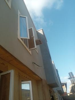 Newly Built 4 Bedrooms Terraced Duplex, Bode Thomas, Surulere, Lagos, Terraced Duplex for Rent