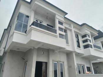 Brand New 4-bedroom Semi-detached House with Bq, Osapa, Lekki, Lagos, Semi-detached Duplex for Sale