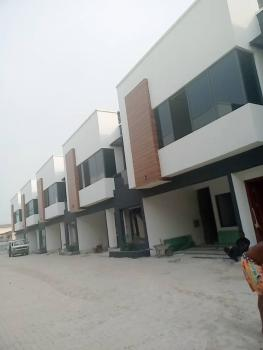 Luxury 4 Bedroom Terrace House, Osapa, Lekki, Lagos, Terraced Duplex for Sale