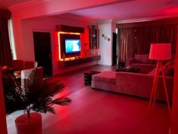 Luxury 3 Bedroom Apartment with Gym and Pool, Yuseuf Abiodun Way, Oniru, Victoria Island (vi), Lagos, Flat Short Let