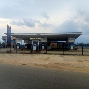 Mega Filling Station, Along Omagwa Airport Road, By Boeing Estate, Omagwa Ikwerre Lga, Port Harcourt, Rivers, Filling Station for Sale