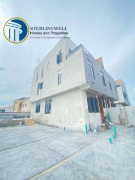 4 Bedroom Semi Detached Duplex with Swimming Pool and 1bq, Lekki Phase 1, Lekki, Lagos, Semi-detached Duplex for Sale