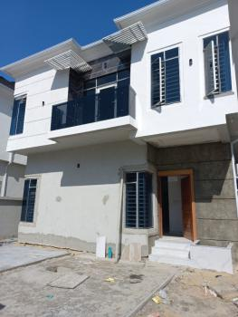 Brand New Luxury 4 Bedrooms Fully Detached House + Bq, Behind Conoil Filling Station, Ikate, Lekki, Lagos, Detached Duplex for Sale
