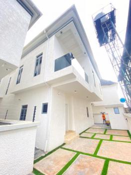 Brand Newly Built 5 Bedrooms Detached Duplex Facing The Road with Bq, Chevron, Lekki Phase 2, Lekki, Lagos, Detached Duplex for Rent
