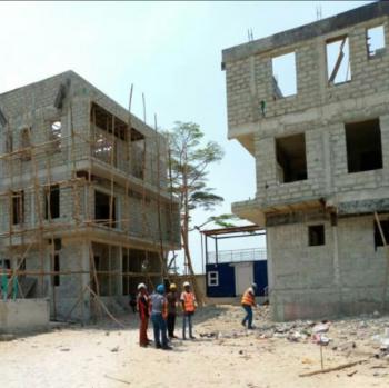 5 Bedroom Terrace Duplex, Signature Estate, Ajah Lagos, Sangotedo, Ajah, Lagos, Terraced Duplex for Sale
