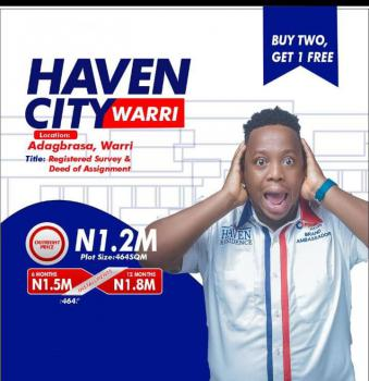 Haven City, Warri, Delta, Mixed-use Land for Sale