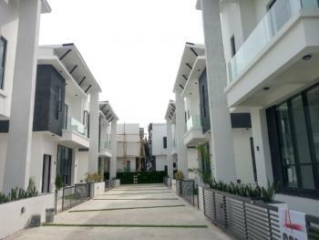4 Bedroom Detached Duplex in a Court, Lekki Palm City Estate, Ajah, Lagos, Detached Duplex for Sale