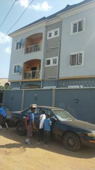 Relatively New 2 Bedroom Flat, Morocco, Onipanu, Shomolu, Lagos, Flat for Rent