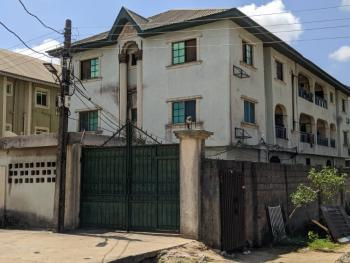 Block of Flats with 8 Units on 2 Floors., Canal View Estate, Ago Palace, Isolo, Lagos, Block of Flats for Sale