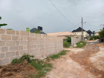 Distressed: 100ft By 100ft Land., 400ft From Guobadia Tarrd Rd, Off Country Home Rd, Off Sapele Rd., Benin, Oredo, Edo, Residential Land for Sale