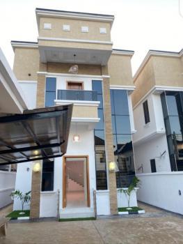 Exquisitvely Built & Luxury Finished 5 Bedroom Duplex + Bq, Cctv Etc., Osapa, Lekki, Lagos, Detached Duplex for Sale