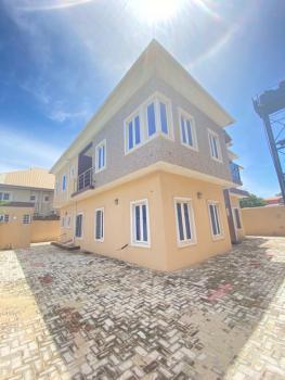 Lavish 4 Bedroom Fully Detached Duplex with a Room Bq, Ologolo, Lekki, Lagos, Detached Duplex for Sale