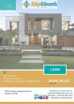 Solid Dry Land for Residential Use, Ikorodu, Lagos, Residential Land for Sale