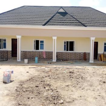 Newly Built Mini Flat with 2 Toilets., Peace Estate. Canoe Bus-stop, Ajao Extension, Isolo, Lagos, Mini Flat for Rent