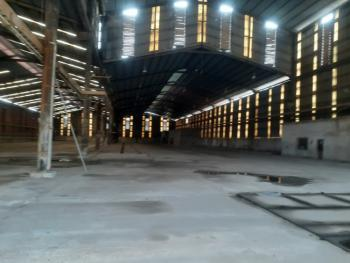 9,000 Square Meter Warehouse Available, Acme Industrial Raod, Ikeja, Lagos, Warehouse for Sale