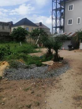 Half Plot of Land Fenced and Gated, Goodnews Estate, Sangotedo, Ajah, Lagos, Residential Land for Sale