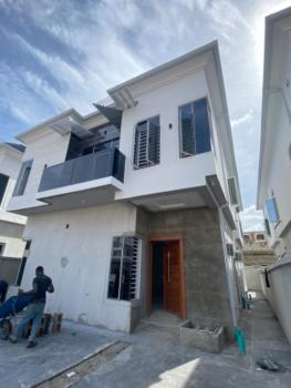 Nicely Finished 4 Bedroom Detached House with a Room Bq, Ikate, Lekki, Lagos, Detached Duplex for Sale
