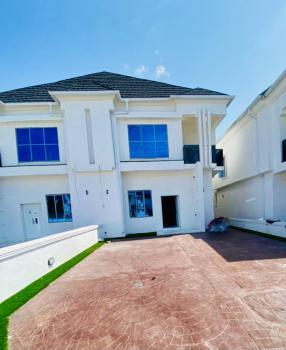 Grandeur 4 Bedroom Semi Detached Duplex with Swimming Pool, Ajah, Lagos, Semi-detached Duplex for Sale