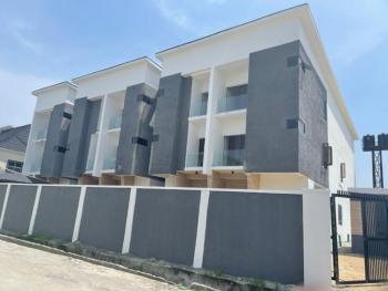 4 Bedrooms Terraced Duplex Plus Bq, Richmond Estate, By Meadow Hall, Nike Art Gallery, Lekki, Lagos, Terraced Duplex for Sale