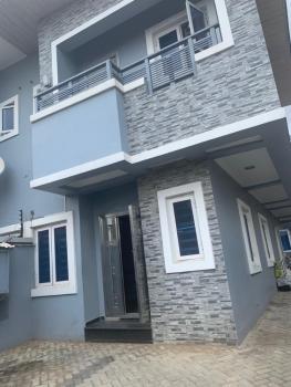 Nice and Neat 4 Bedroom Duplex, Off, Adeniyi Jones, Ikeja, Lagos, Semi-detached Duplex for Rent