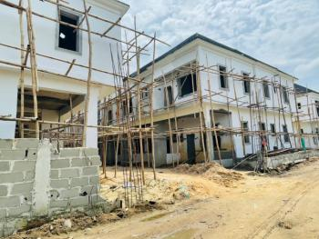 a Beautiful and Luxury 3 Bedroom Terrace Duplex with Excellent Service, Harris Crescent Road,by Vgc Estate, Lekki Expressway, Lekki, Lagos, Terraced Duplex for Sale