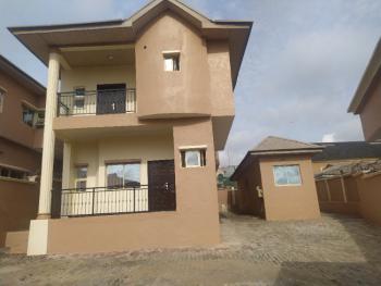 4 Bedroom Detached Duplex with Two Rooms Bq, Estate, Shangisha, Gra Phase 2, Magodo, Lagos, Detached Duplex for Rent